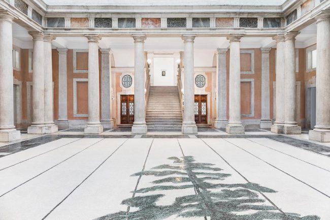 La Pelle - Palazzo Grassi - mosaic Schwarzheide, 2019