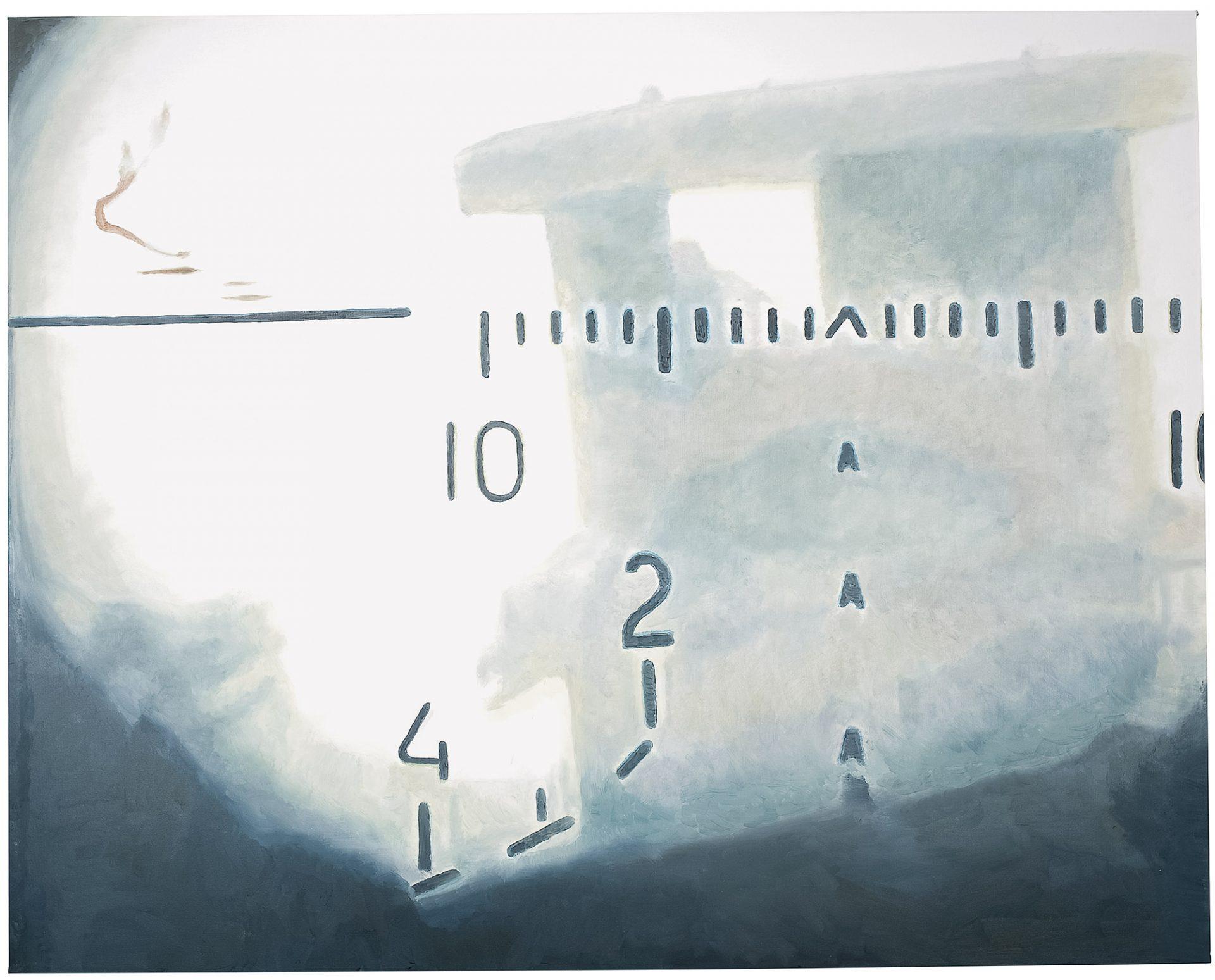 Sniper, 2009 - (c)Studio Luc Tuymans