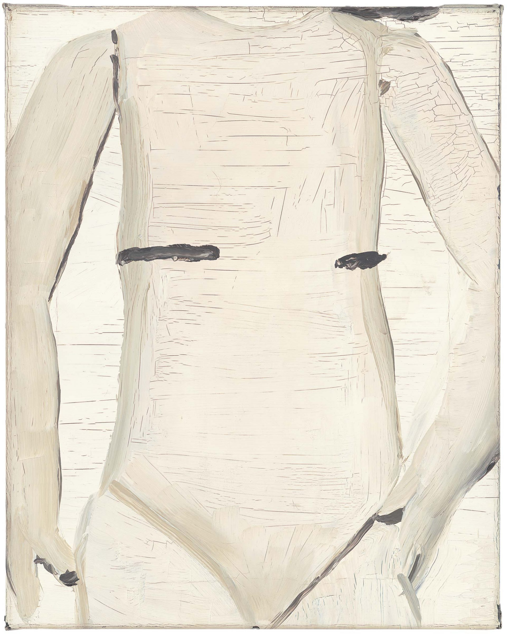 Body, 1990 - (c)Ben Blackwell, courtesy David Zwirner, New York London