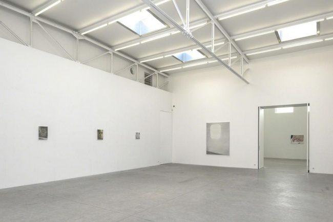 Luc Tuymans Zeno X Gallery