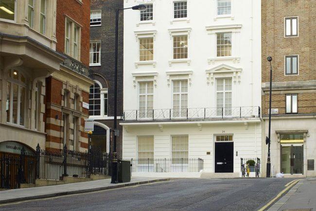 David Zwirner London Gallery
