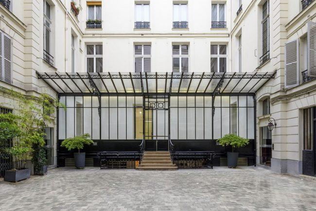 David Zwirner Paris Gallery